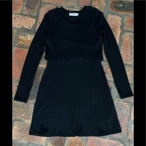 Abercrombie and Fitch little black dress